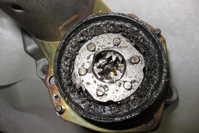 Valeo Starter Failure - Another Cause of Failure